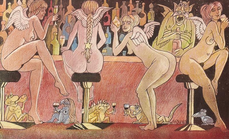 Hans Arnold - Angel Children, 2000