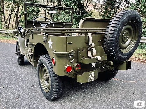 Jeep Willys 1944 | by Mon Atelier Rétro