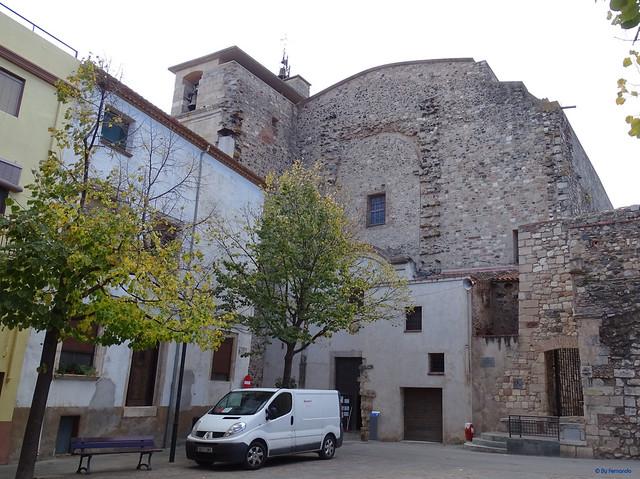 Baix Camp'20 (26-10) - Biciruta Galo de Los Campanarios-Etapa 1 Reus_la Selva 04 La Selva del Camp 09 Església de Sant Andreu 03 C Major 01