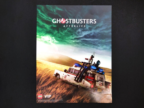 LEGO Ghostbusters: Afterlife Poster