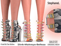 [StephaneL] DAISY SHOES FATPACK