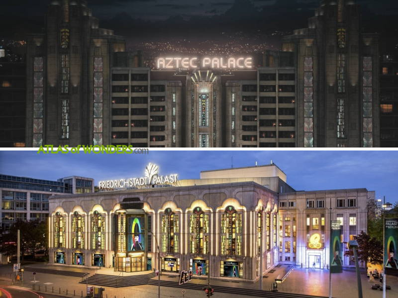 Aztec Palace Hotel