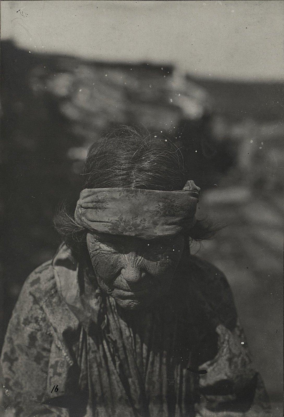 Портрет женщины (74 года)