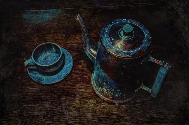 Old still life