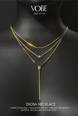 VOBE - Diosa Necklace