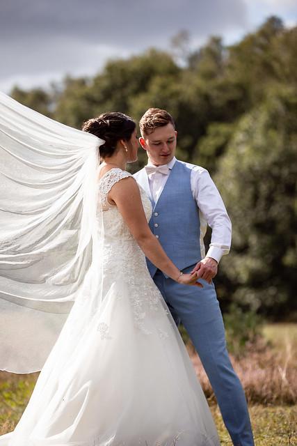 Een onvergetelijke trouwdag - Bruidsfotografie in Assen