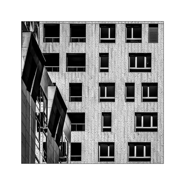 La Défense's Buildings