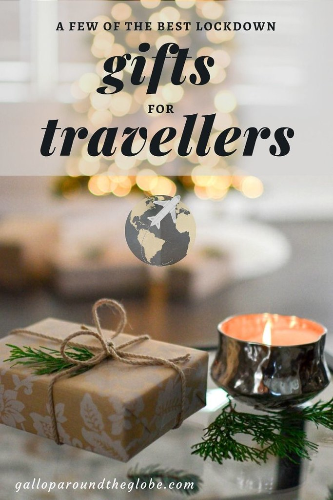 Best Lockdown Gifts for Travellers | Gallop Around The Globe