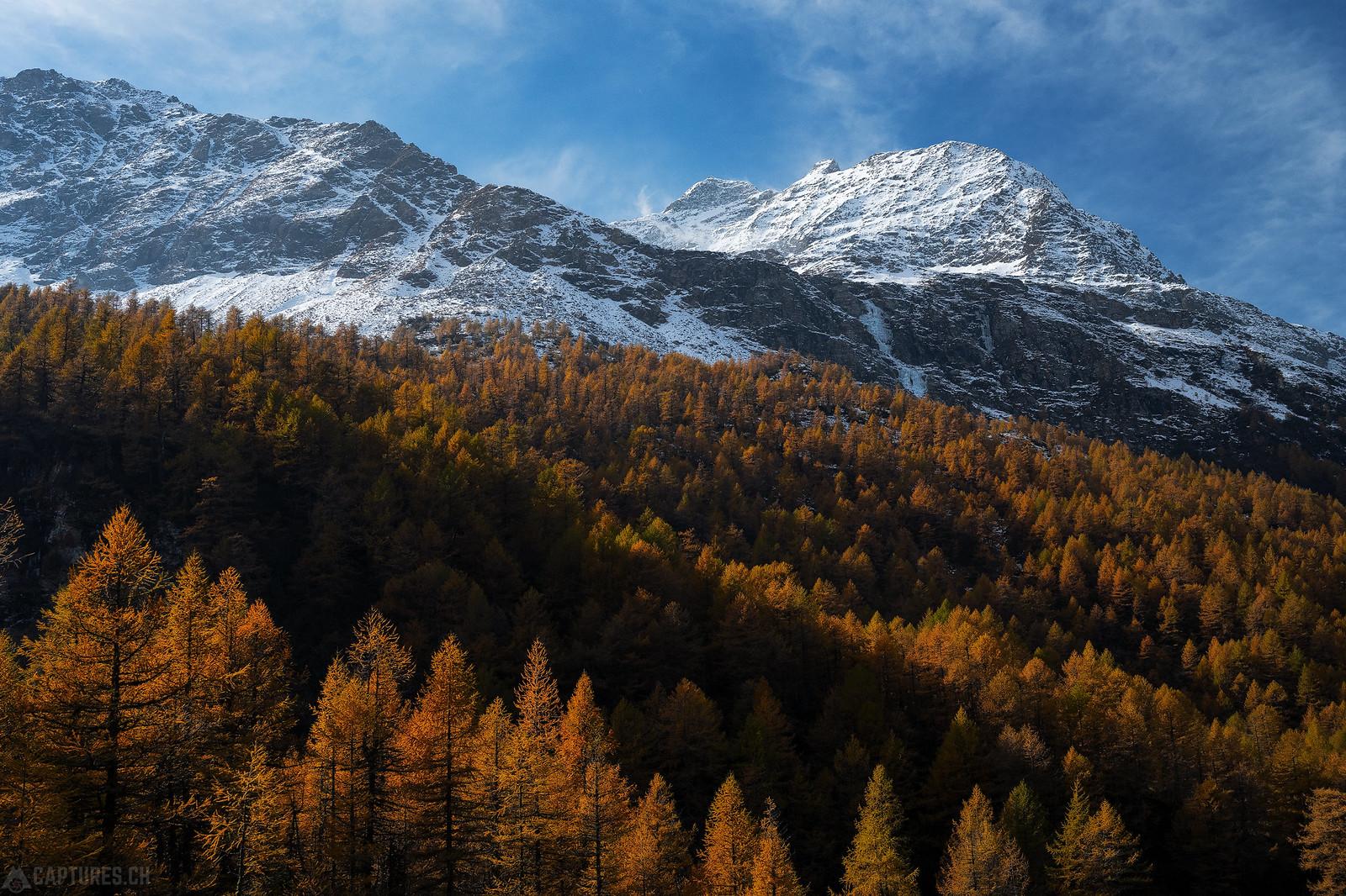 Side light - Alp Grüm
