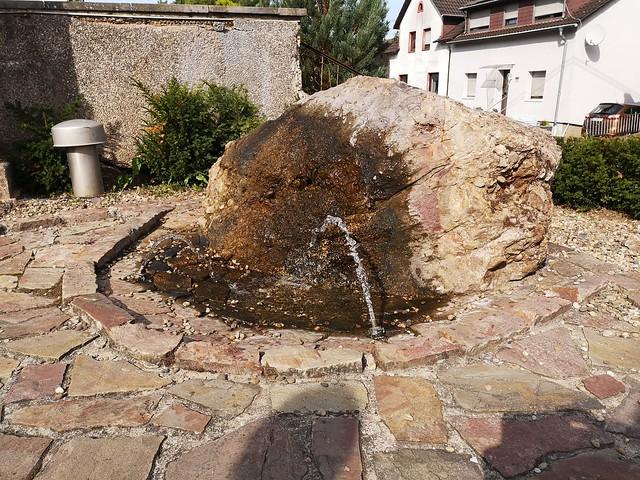 Bergrutsch am Hoxberg, Nalbach