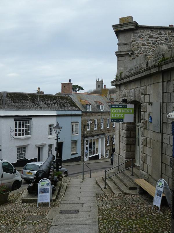 The Museum of Cornish Life, Helston