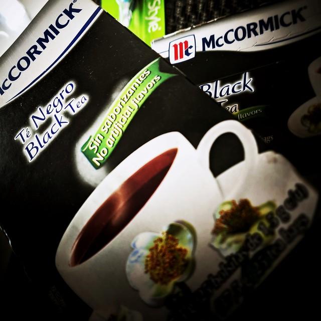 Mexicans Aren't Regular Tea Drinkers