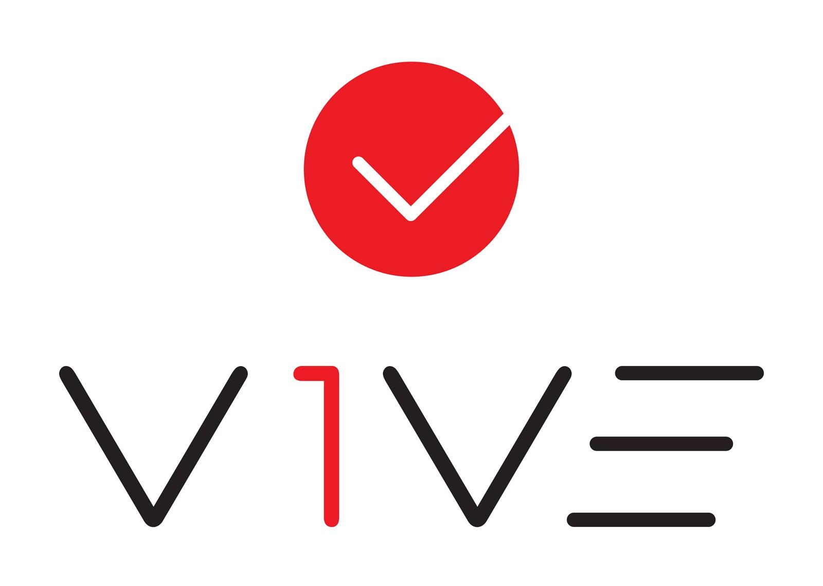 Vive - Logo - Study 1