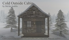 Cold Outside Cabin