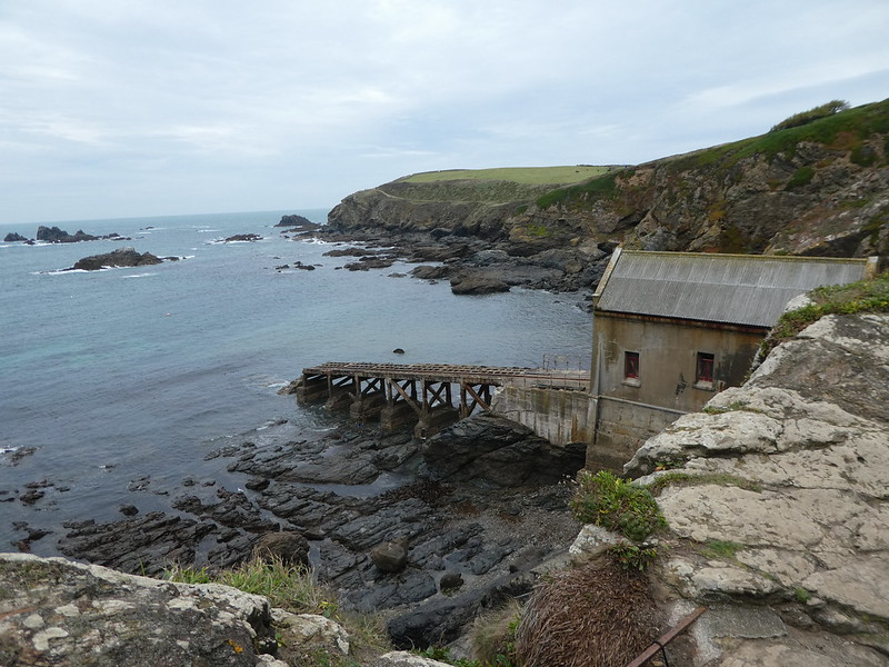 Old lifeboat station, Lizard Point