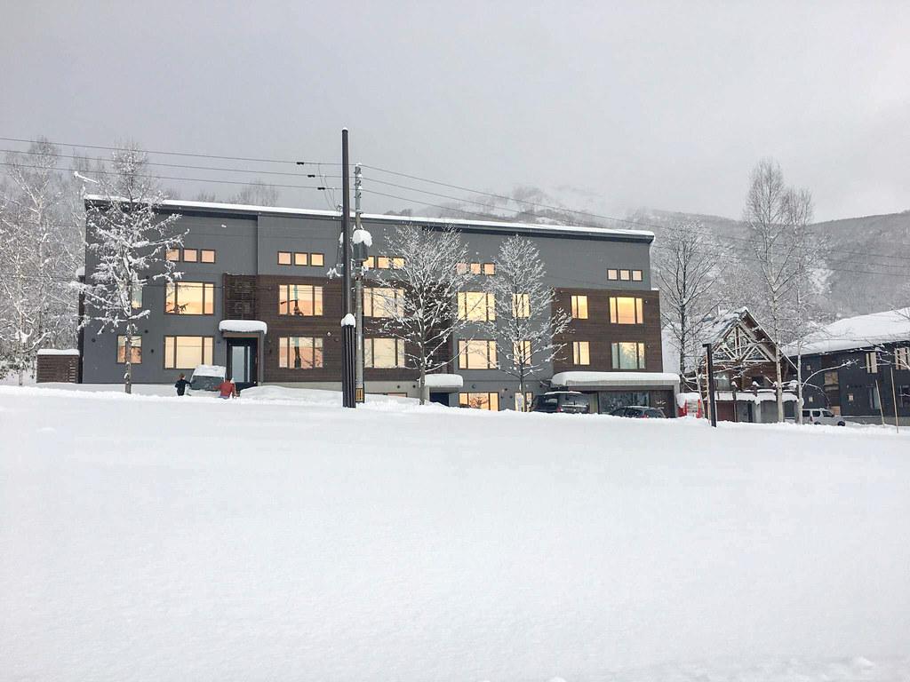 SnowDog Village Niseko General Images