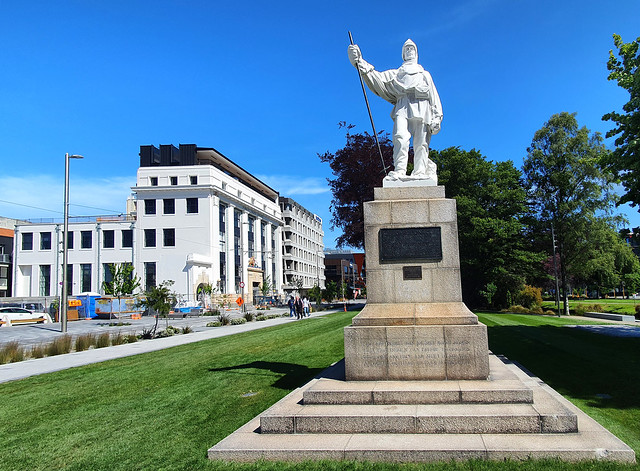 Robert Falcon Scott Memorial,