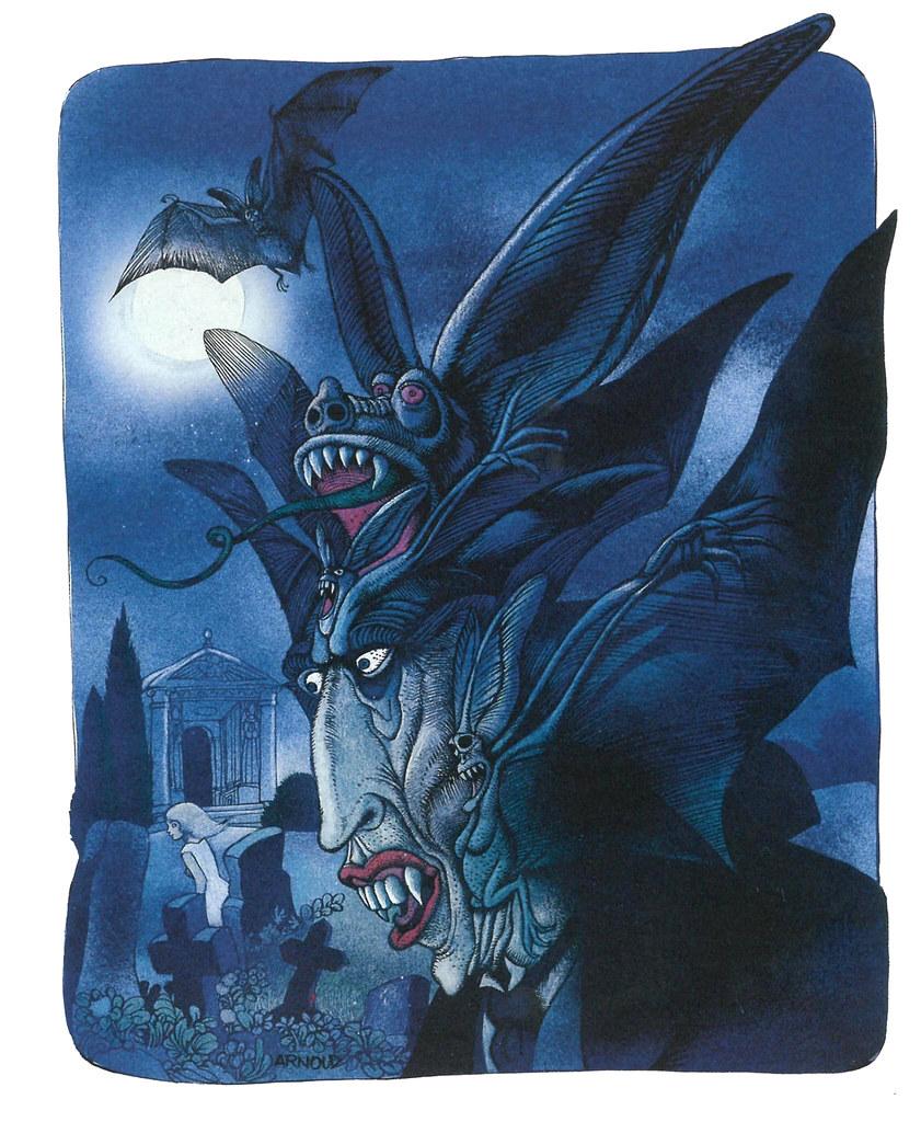 Hans Arnold - Vampire