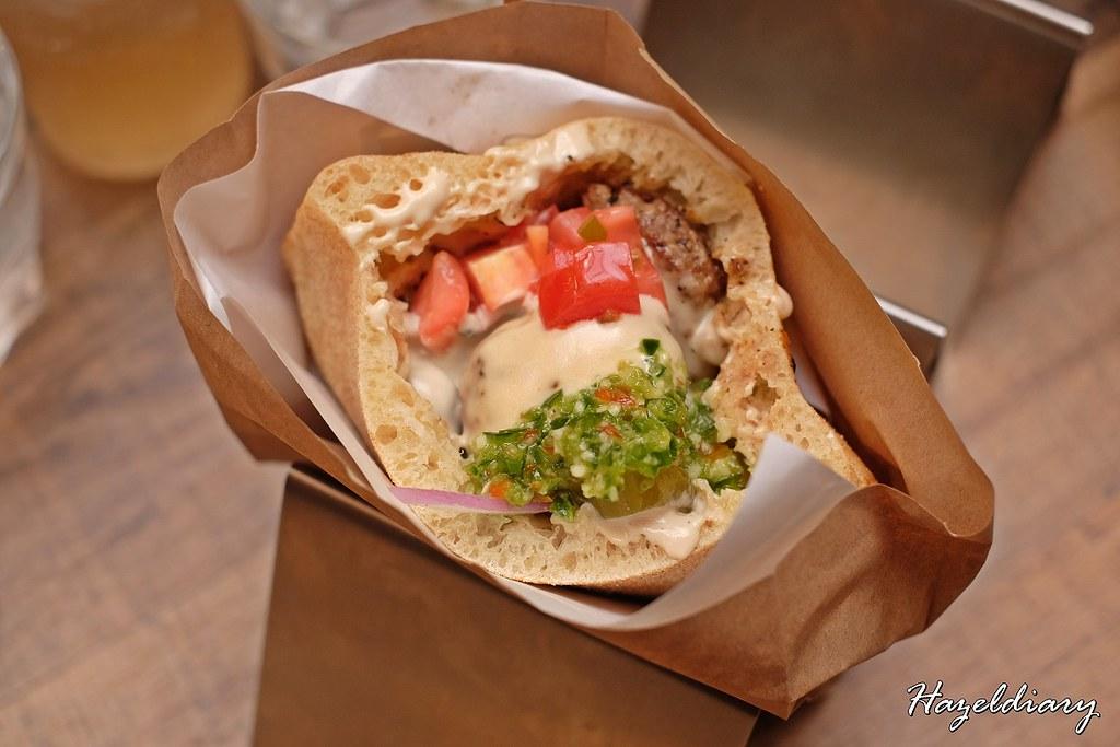 Miznon Singapore-Abu Kebab