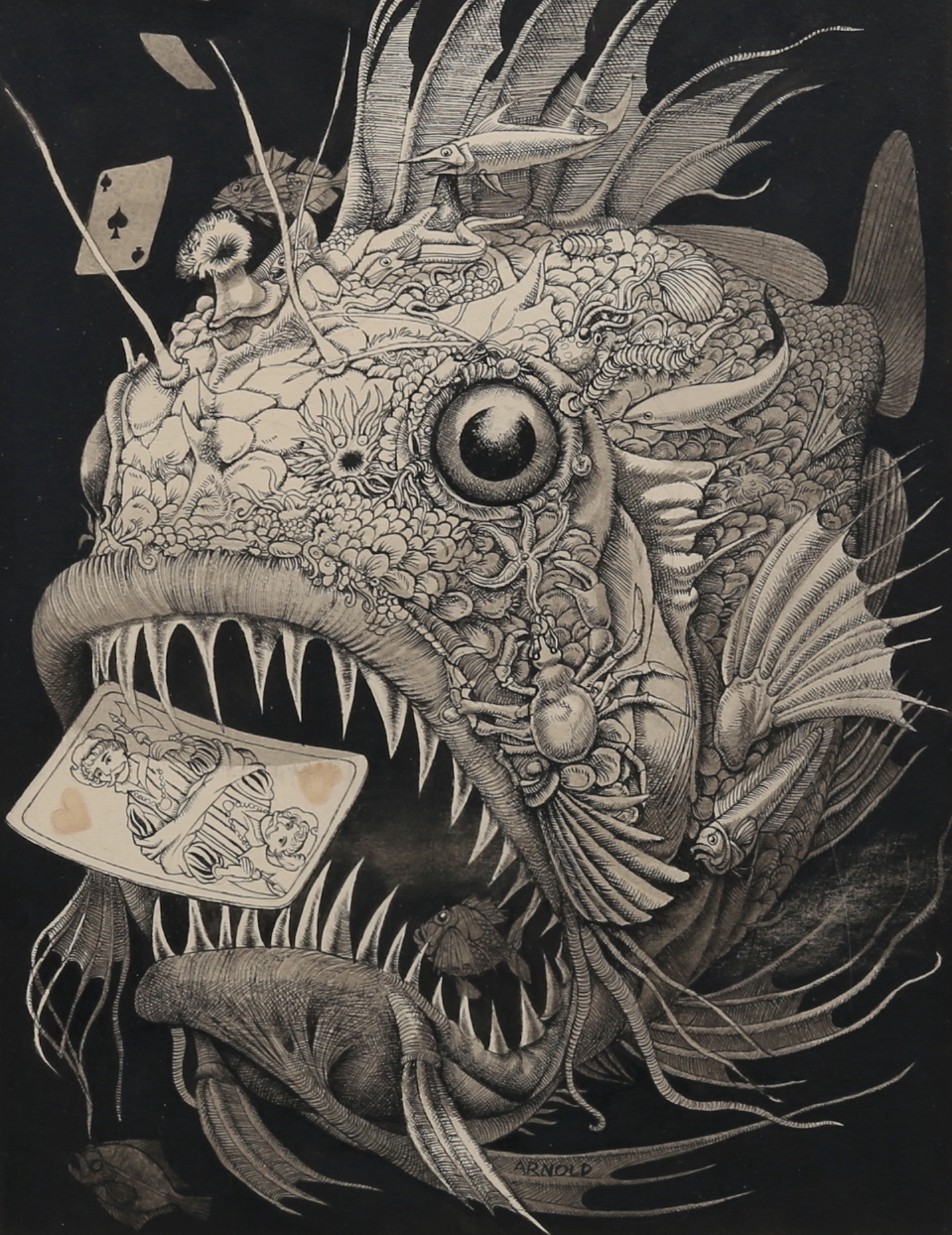 Hans Arnold - Fish