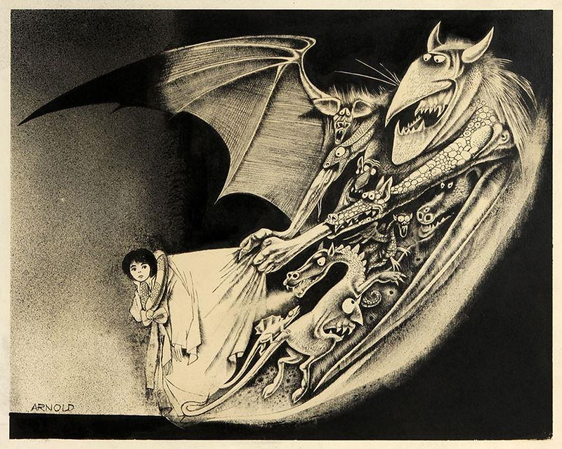Hans Arnold - Bat