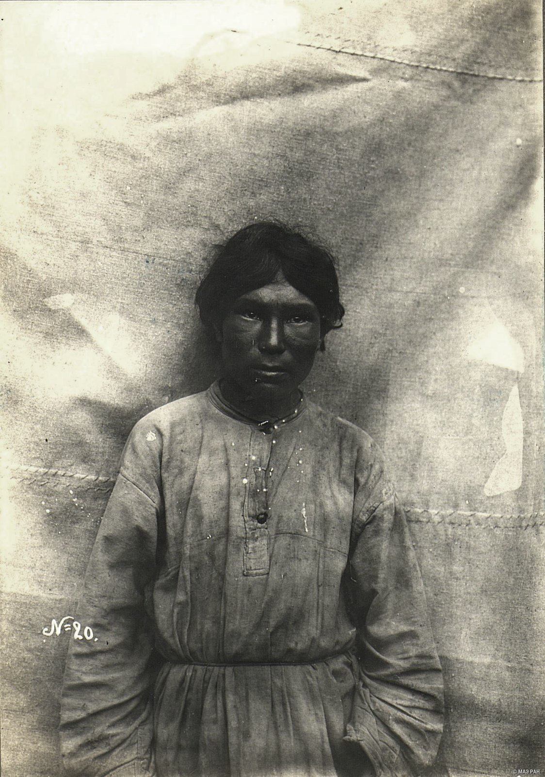 Портрет мужчины (21 год).