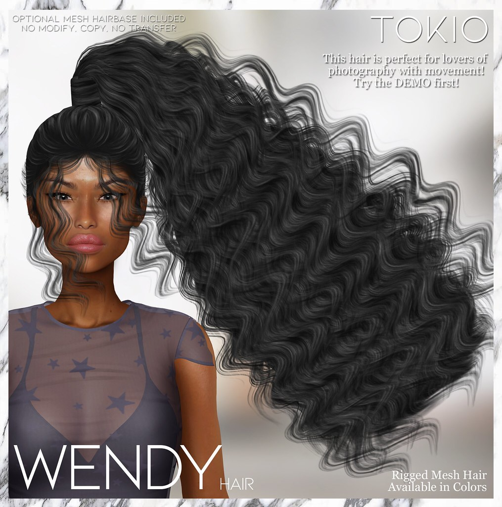 TOKIO Hair – Wendy HD @Orsy Event!!