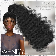 TOKIO Hair - Wendy HD @Orsy Event!!