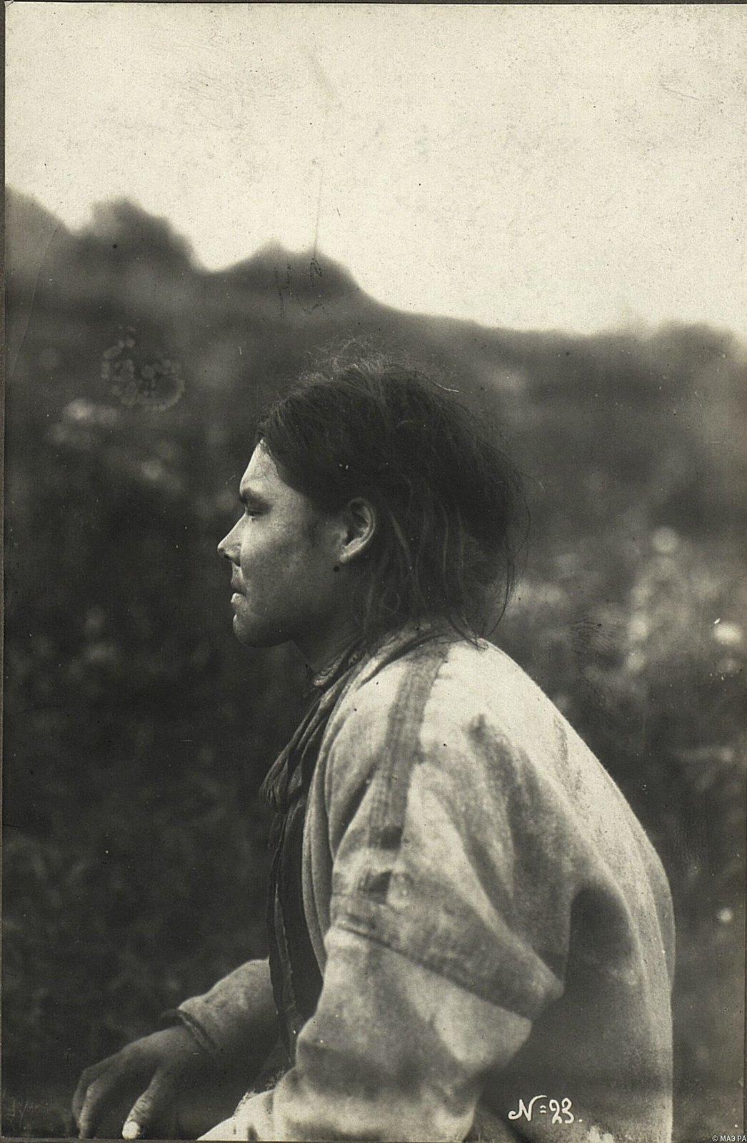 Портрет мужчины (?), 23 года.