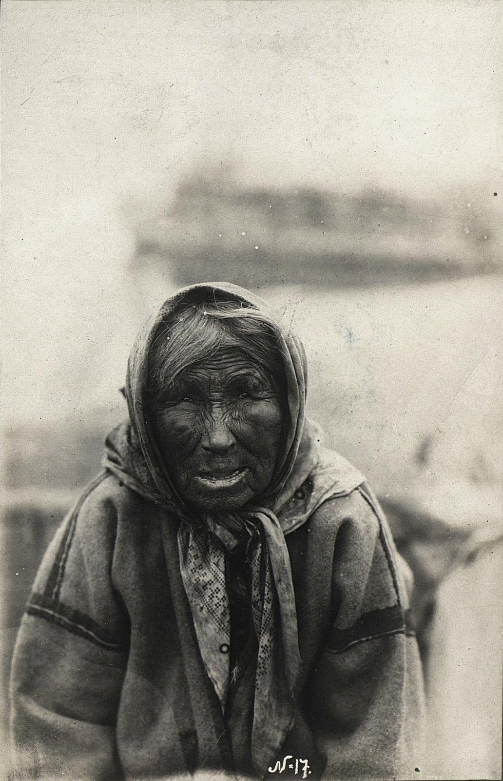 Портрет женщины (70 лет)