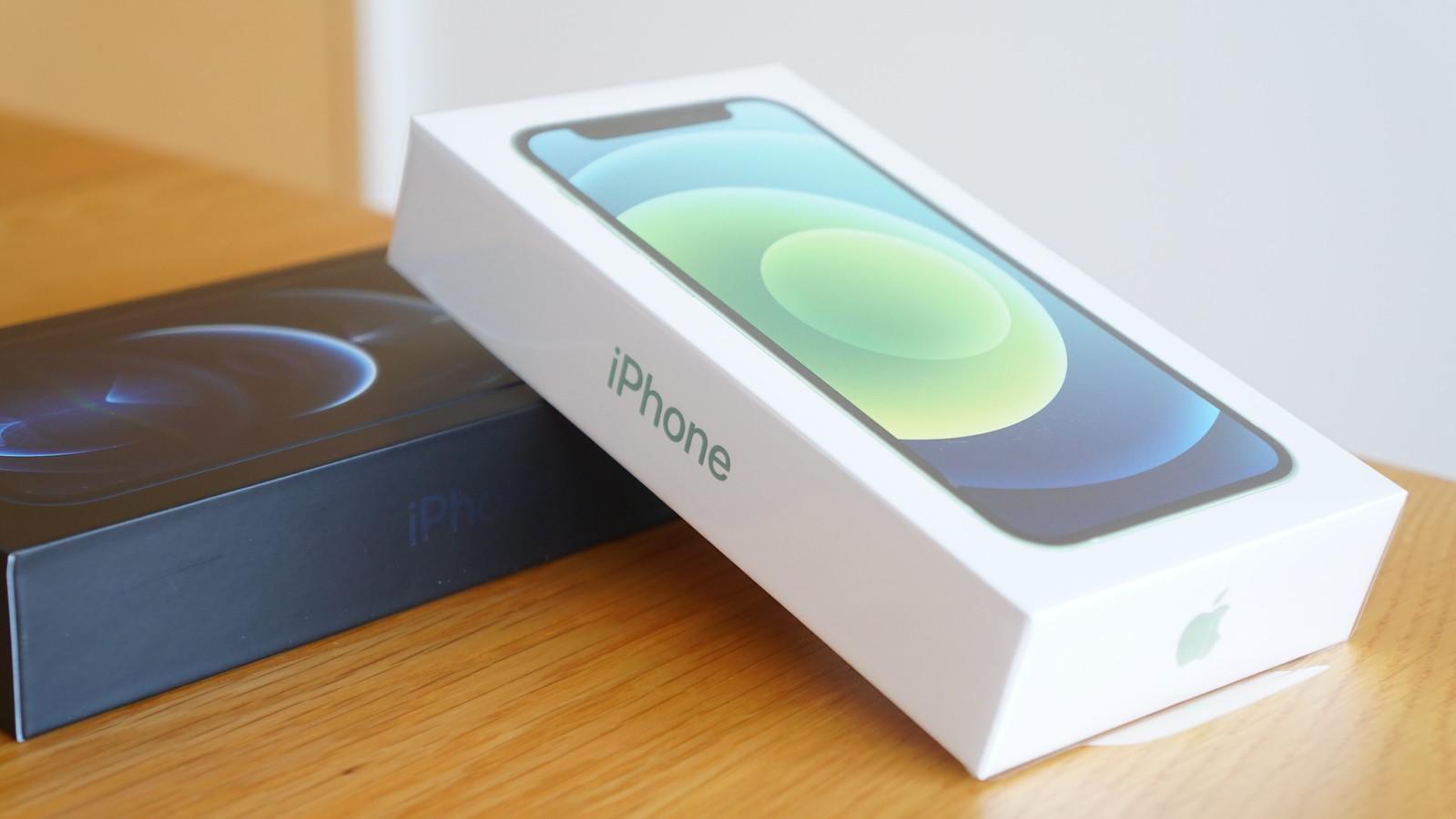 iPhone 12 mini フォトレビュー