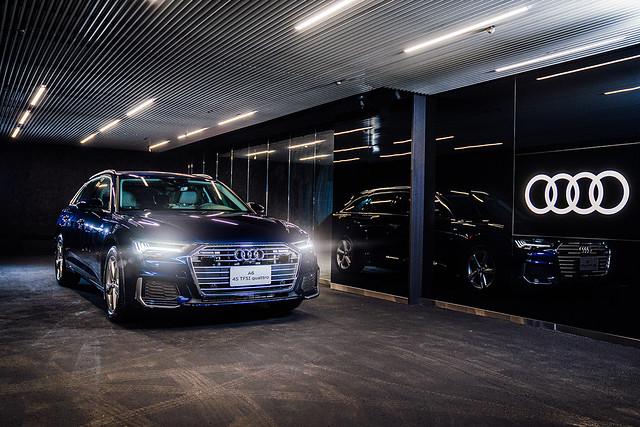 圖6_全新Audi 大安展示中心_交車室