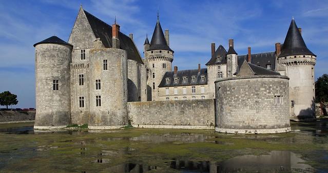 Château de Sully-sur-Loire, Loiret, Centre-Val de Loire
