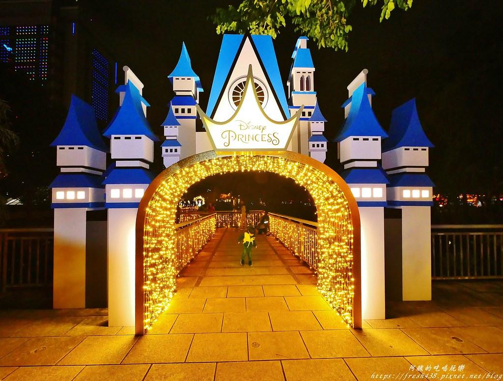 52萬坪公園(迪士尼公主的童話森林)