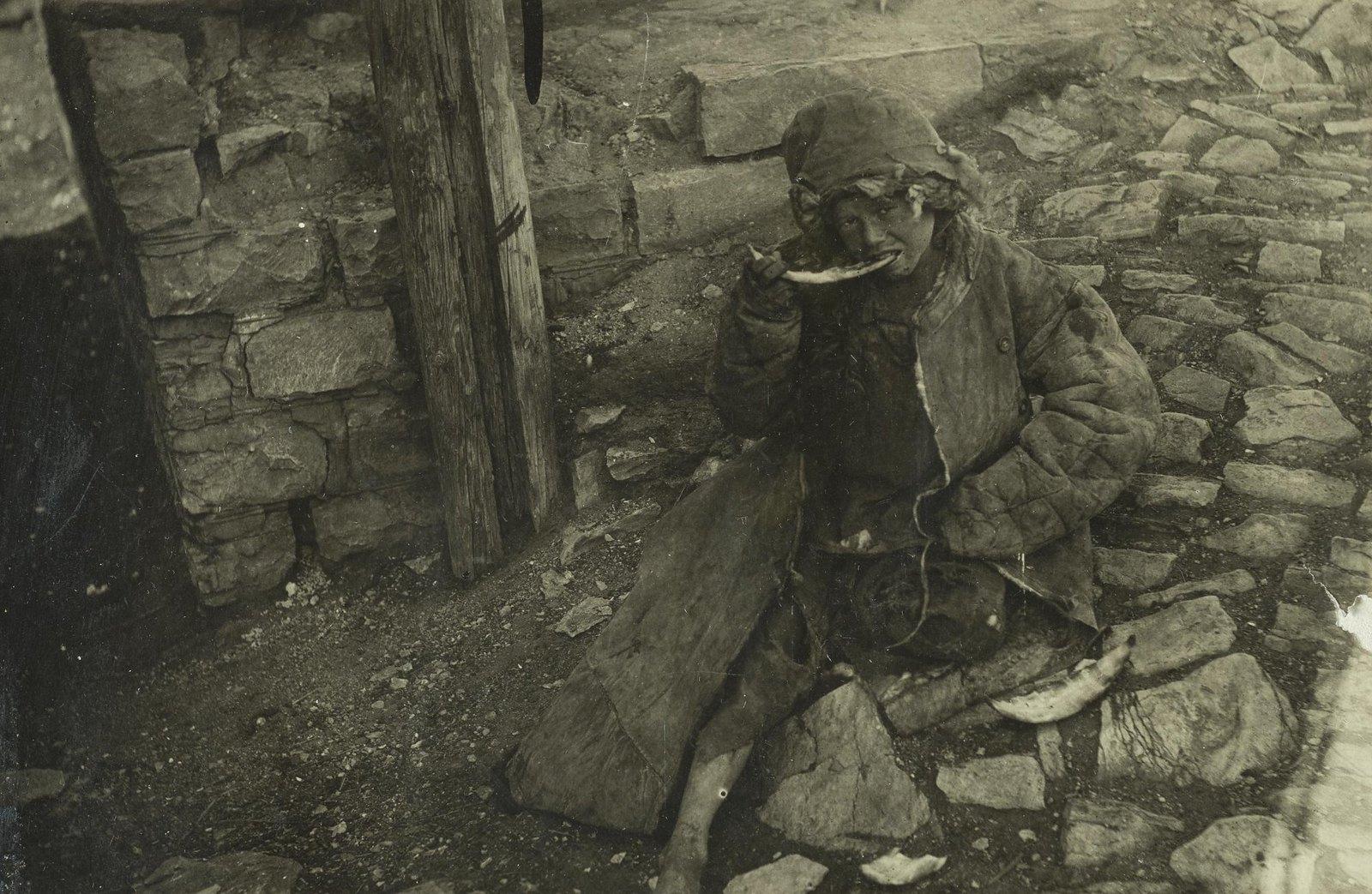 Осиротевший ребёнок (Самарская губ.)