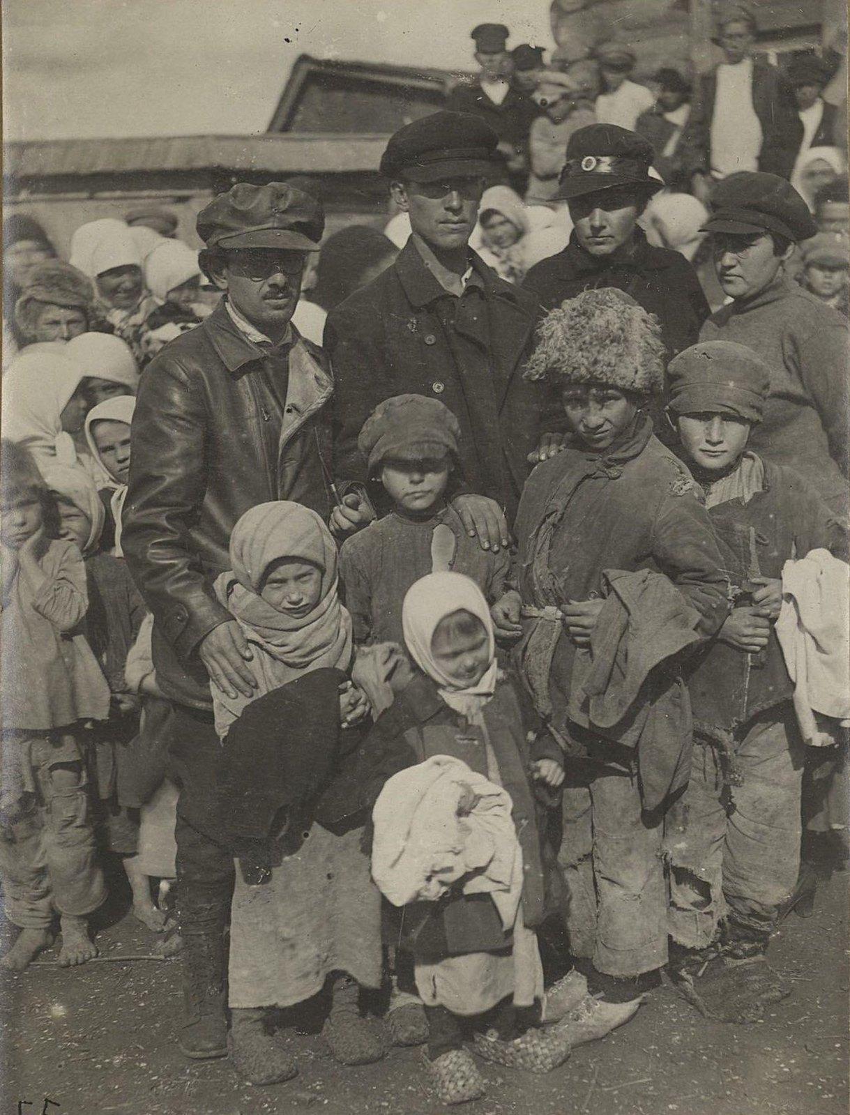Крестьянские дети(Самарская губ.) (2)