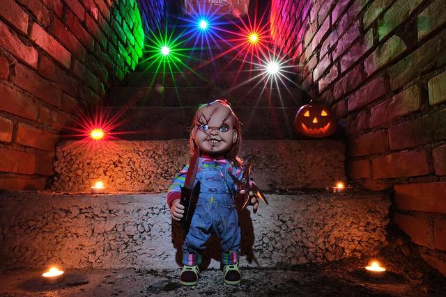 Chucky: Wacky Voodoo Maniac Is Back On Track
