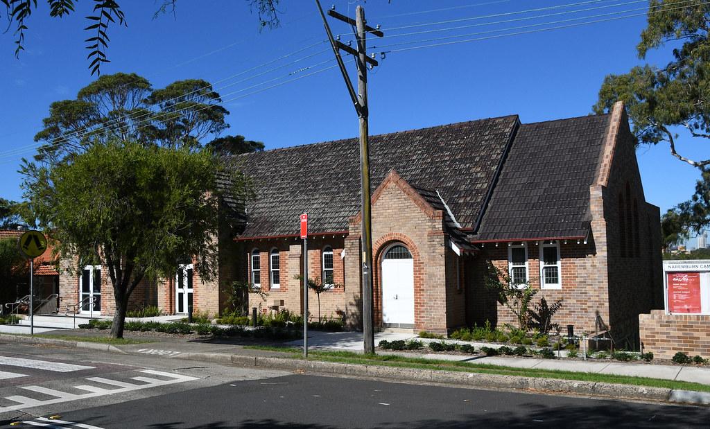 Anglican Church, Cammeray, Sydney, NSW.