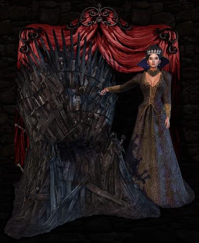Savoha Creations - Power Behind the Throne