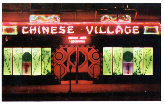 George Joe's Chinese Village Cafe - Bar San Diego CA