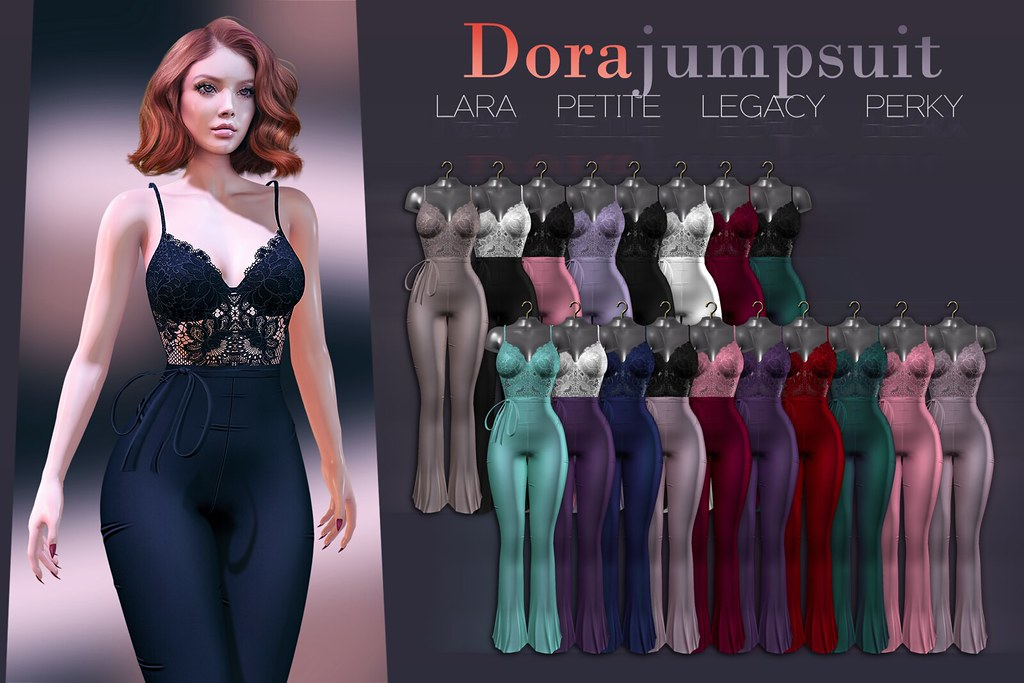 MAAI Dora jumpsuit + GIVEAWAY