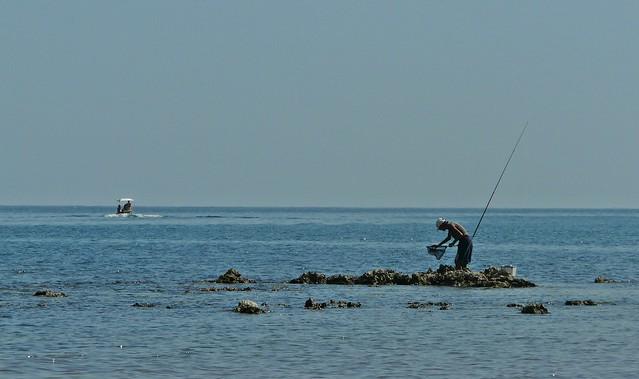 Il pescatore e la barca