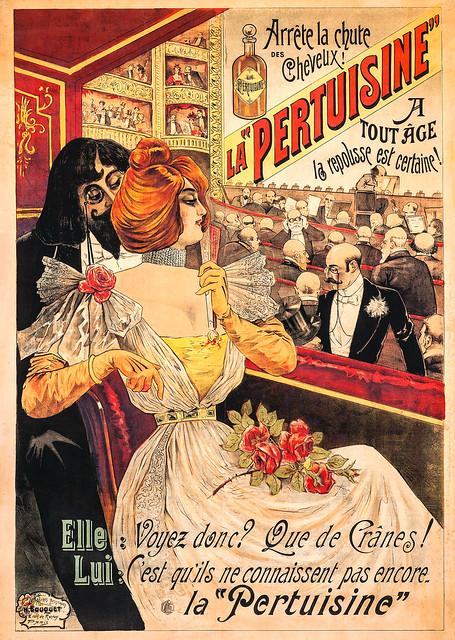 BOUQUET, H. La Pertruisine, c. 1890s
