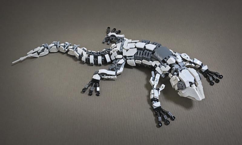 LEGO Mecha Gecko-04