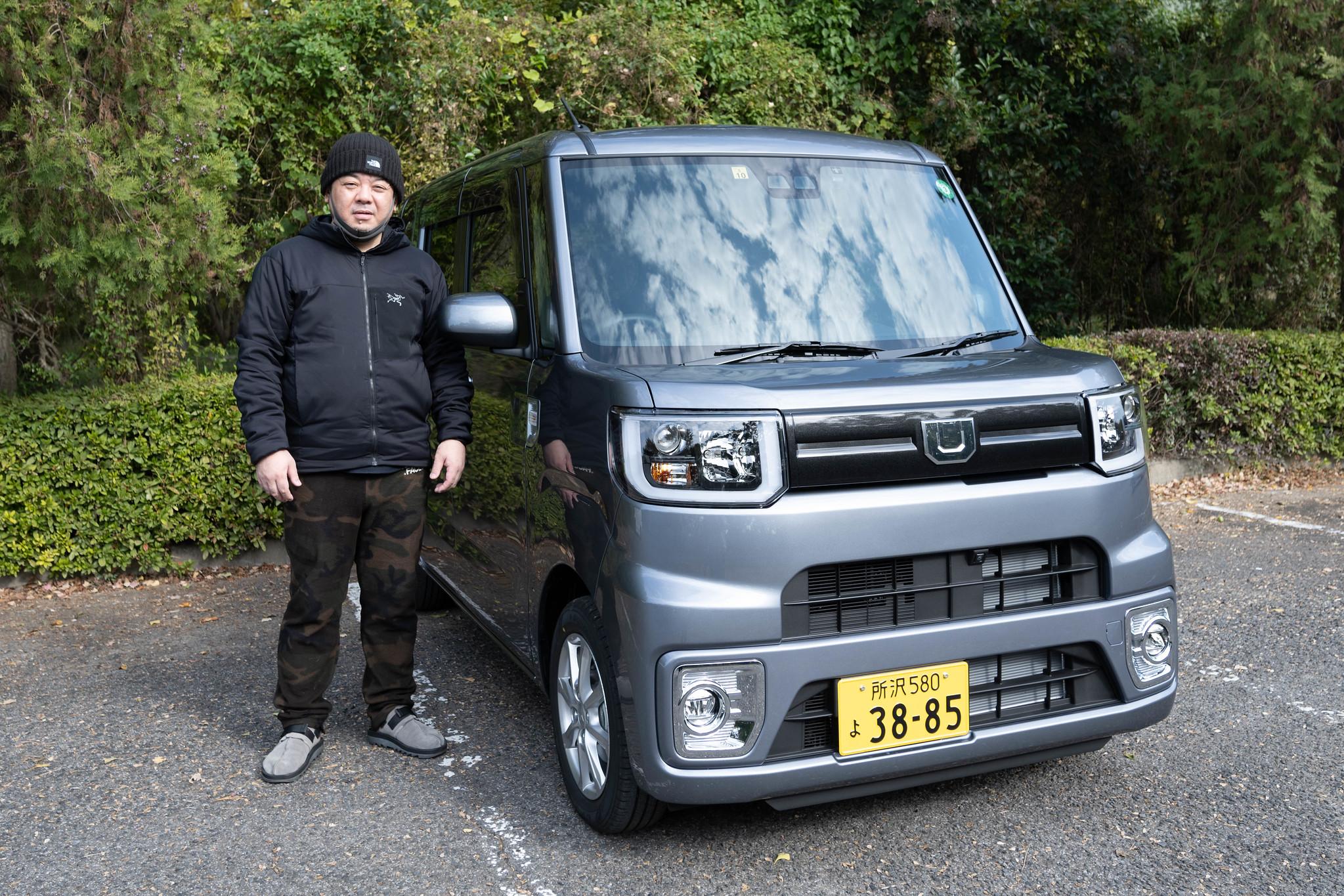 WAKE / DAIHATSU
