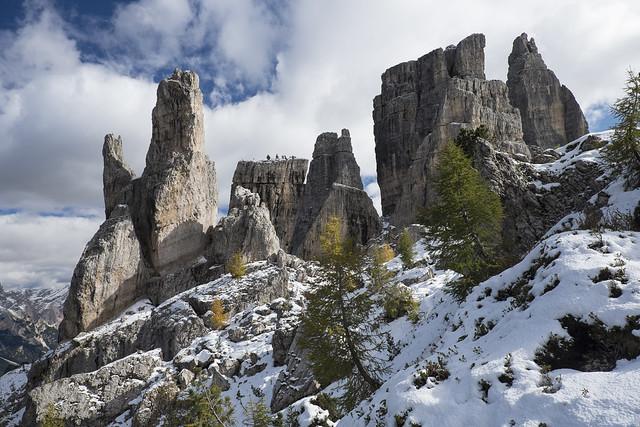 Cinque Torri - Dolomiti - Sylvain Brajeul ©