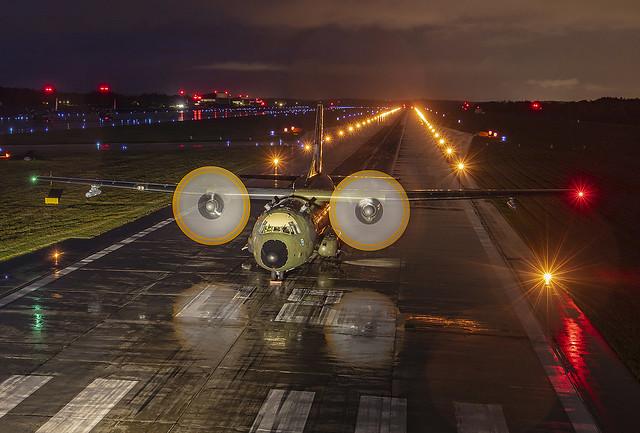 50+83, Transall C-160D Luftwaffe @ Hohn ETNH