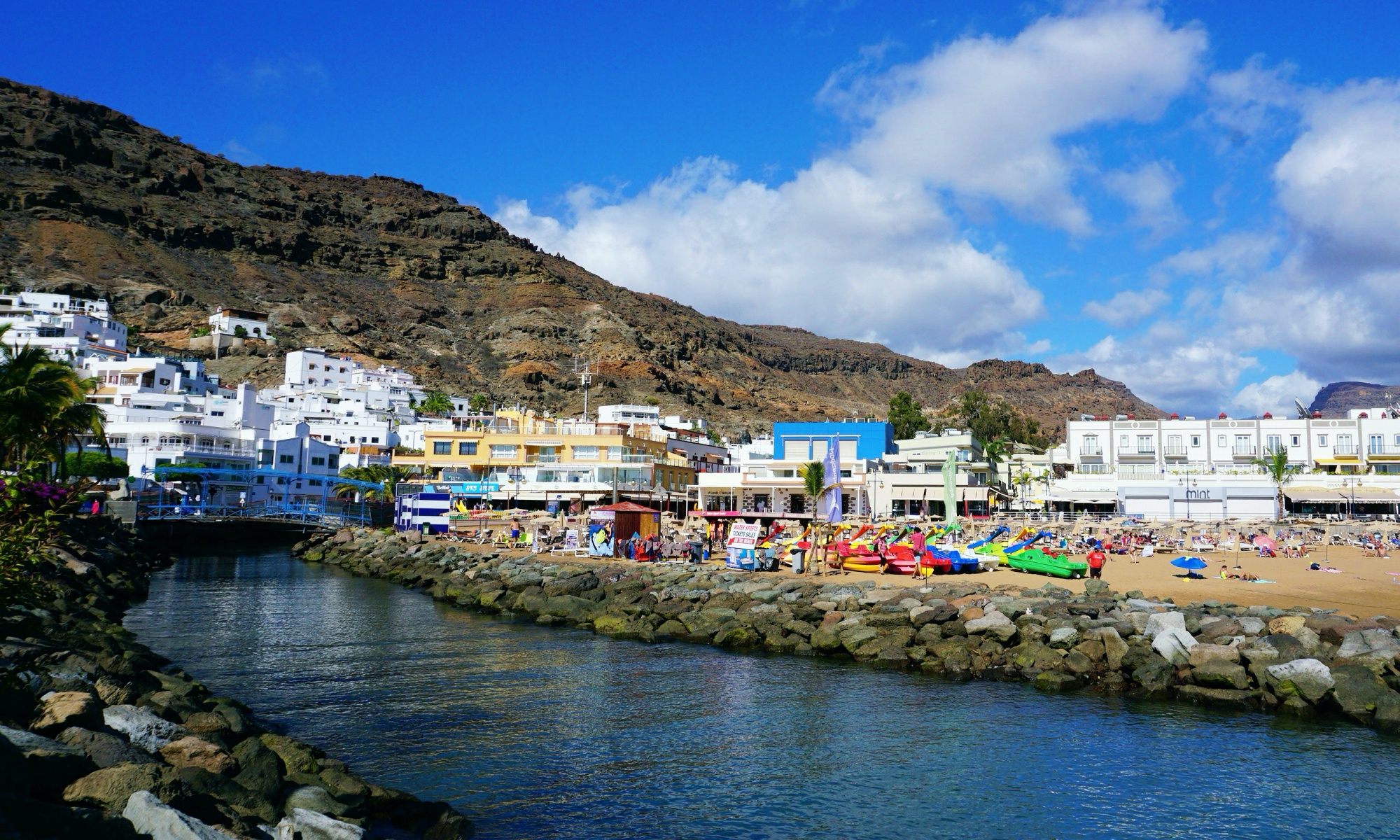 Mogan Canary Islands