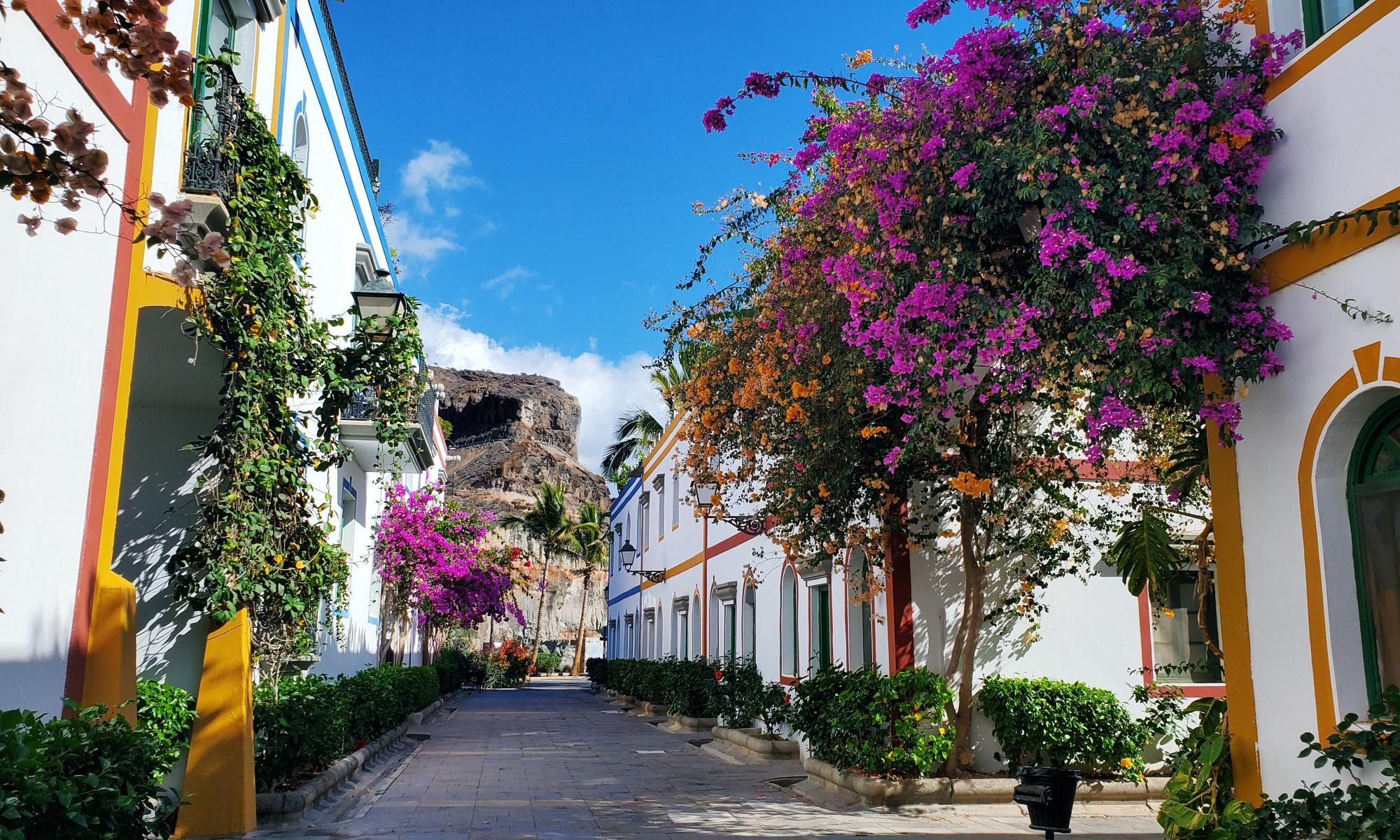 Mogan Gran Canaria