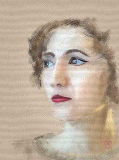 A Jane Austen Heroine